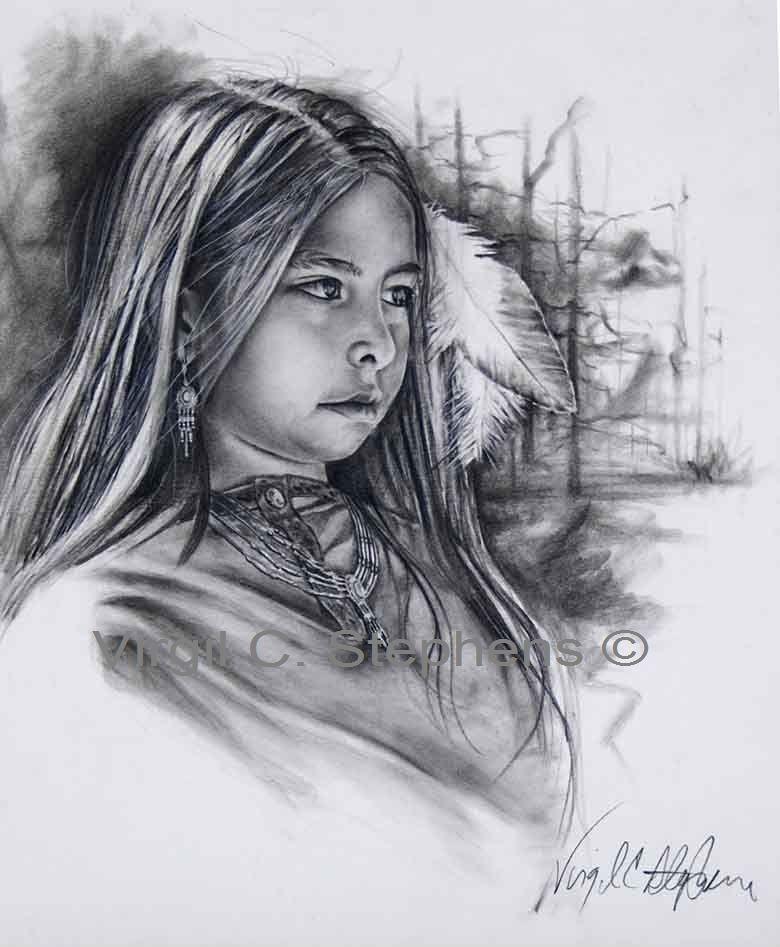 Tn Growingup Jpg 780 947 Native American Women Art Native American Drawing Native American Artwork