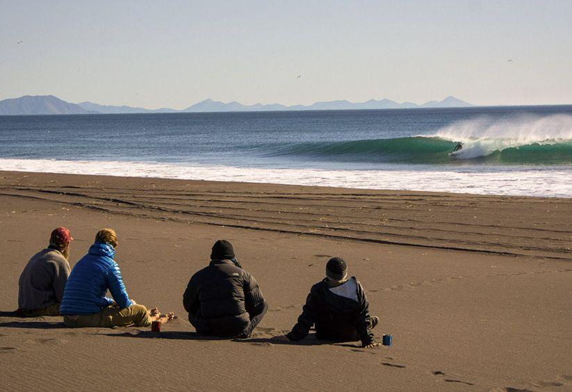 Russia Surf Trip // Chris Burkard Photo