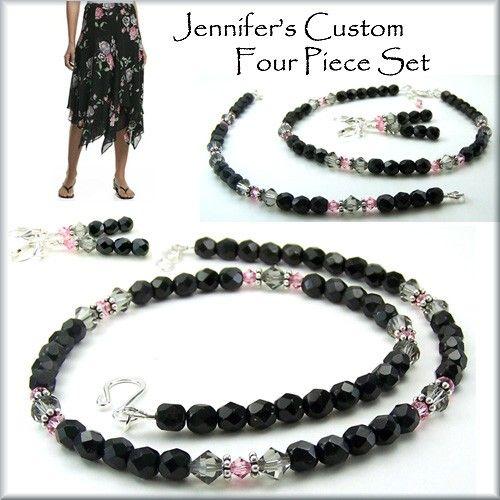 Handmade Beaded Jewelry Ideas Custom Beaded Jewelry By Jades