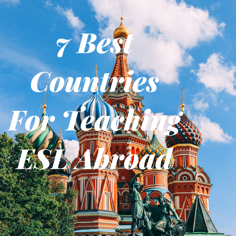 Find Out The Top Spots Where You Should Teach English Abroad And Why Travel Teach Earn And Thrive Right Now Esl Teaching Teaching Teaching English