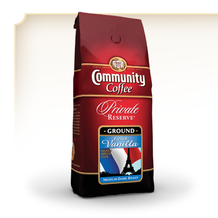 Community Coffee French Vanilla