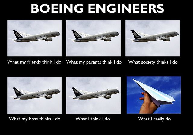 What Boeing Engineers Really Do.!!!