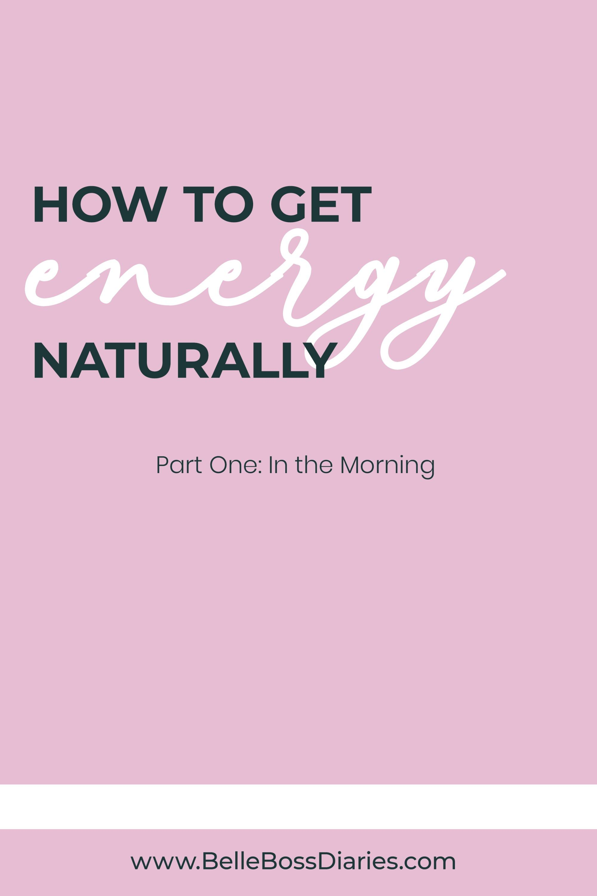 Energy Boosters Natural Ways To Boost Your Energy How To Gain Energy How To Get Energy Energy Boosters