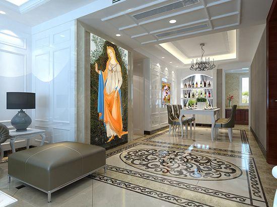 Séjour & Salon - Atelier WYBO - Peinture, Décoration d'intérieur