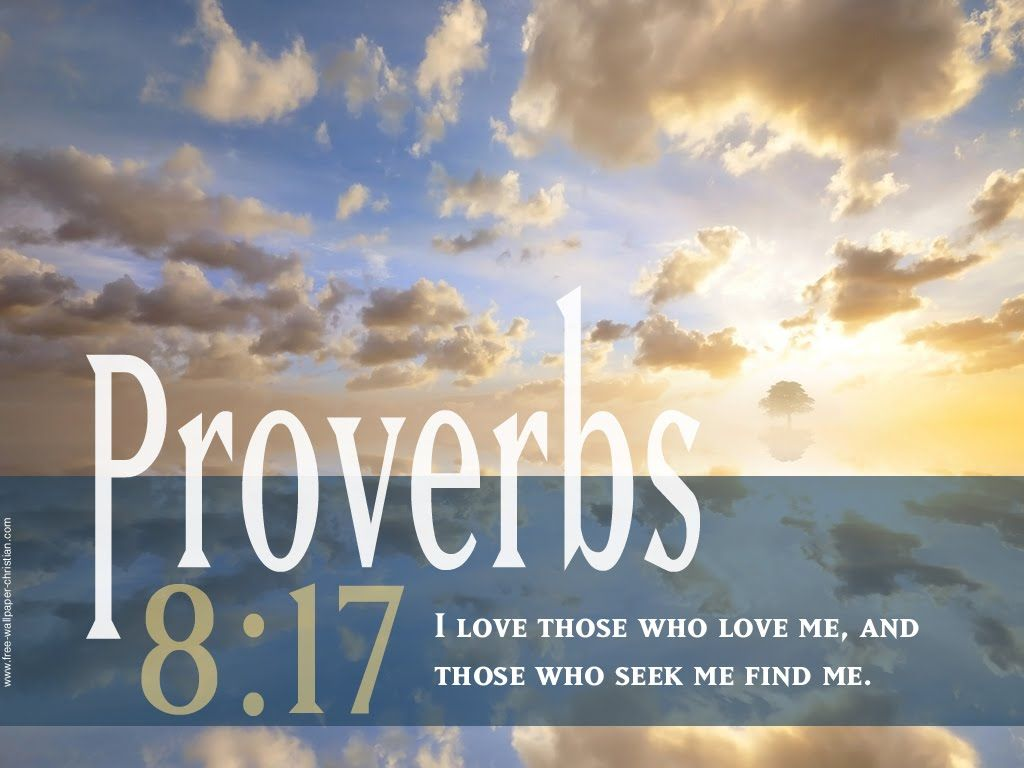Bible Quotes On Love Proverbs 817  Walking In Faith  Pinterest  Christian Wallpaper