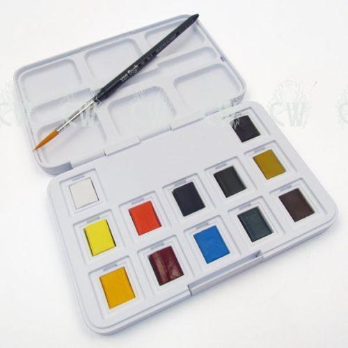van gogh watercolour artists pocket box paint set Útinaplózás