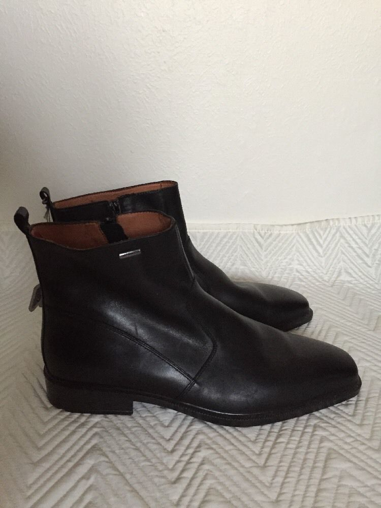 c0bd440cc2 GEOX AMPHIBIOX RESPIRA mens shoes/ Boots EU46 UK11 BNWOB | Ebay ...