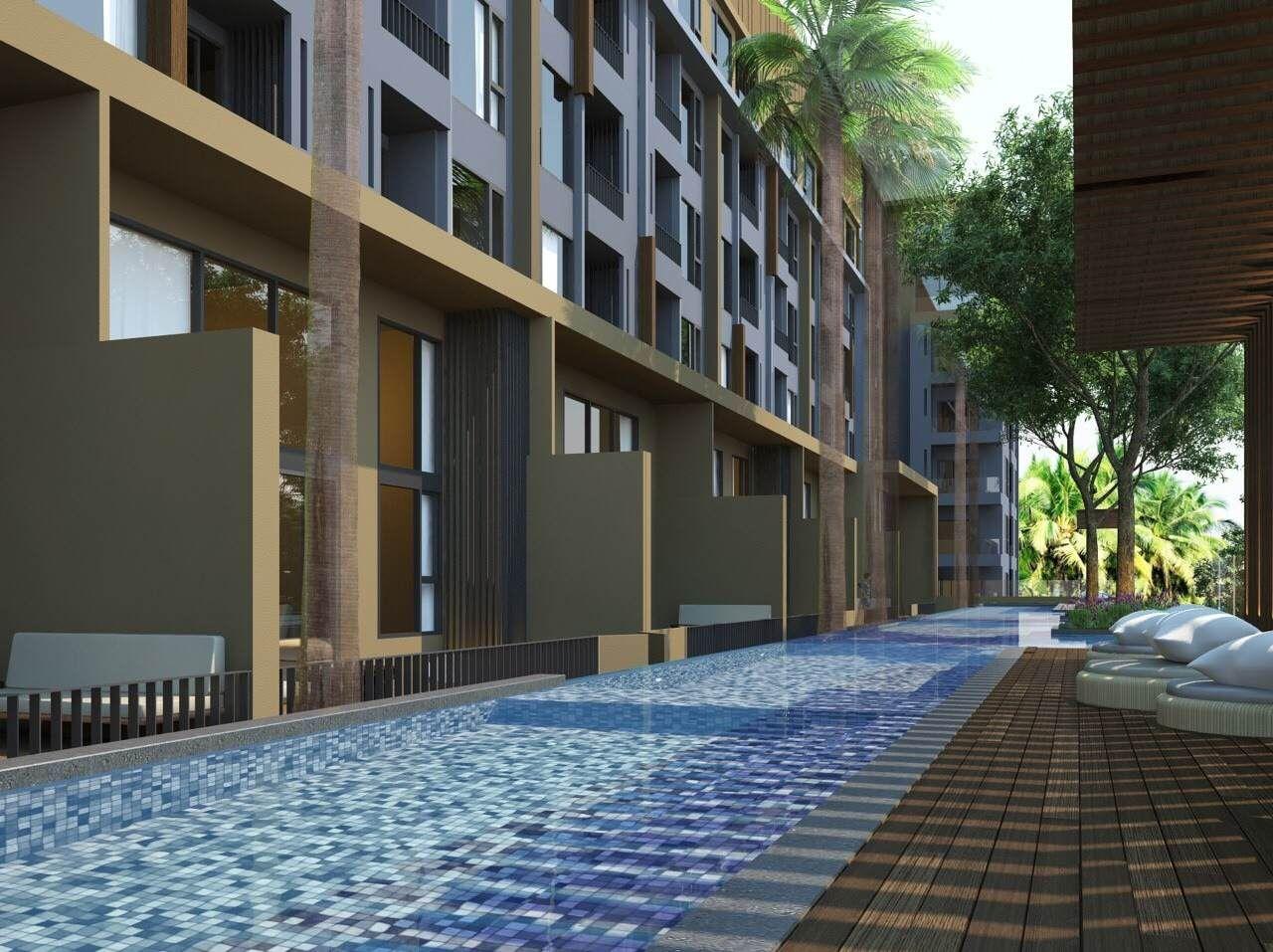 Surin Beach Project Condo