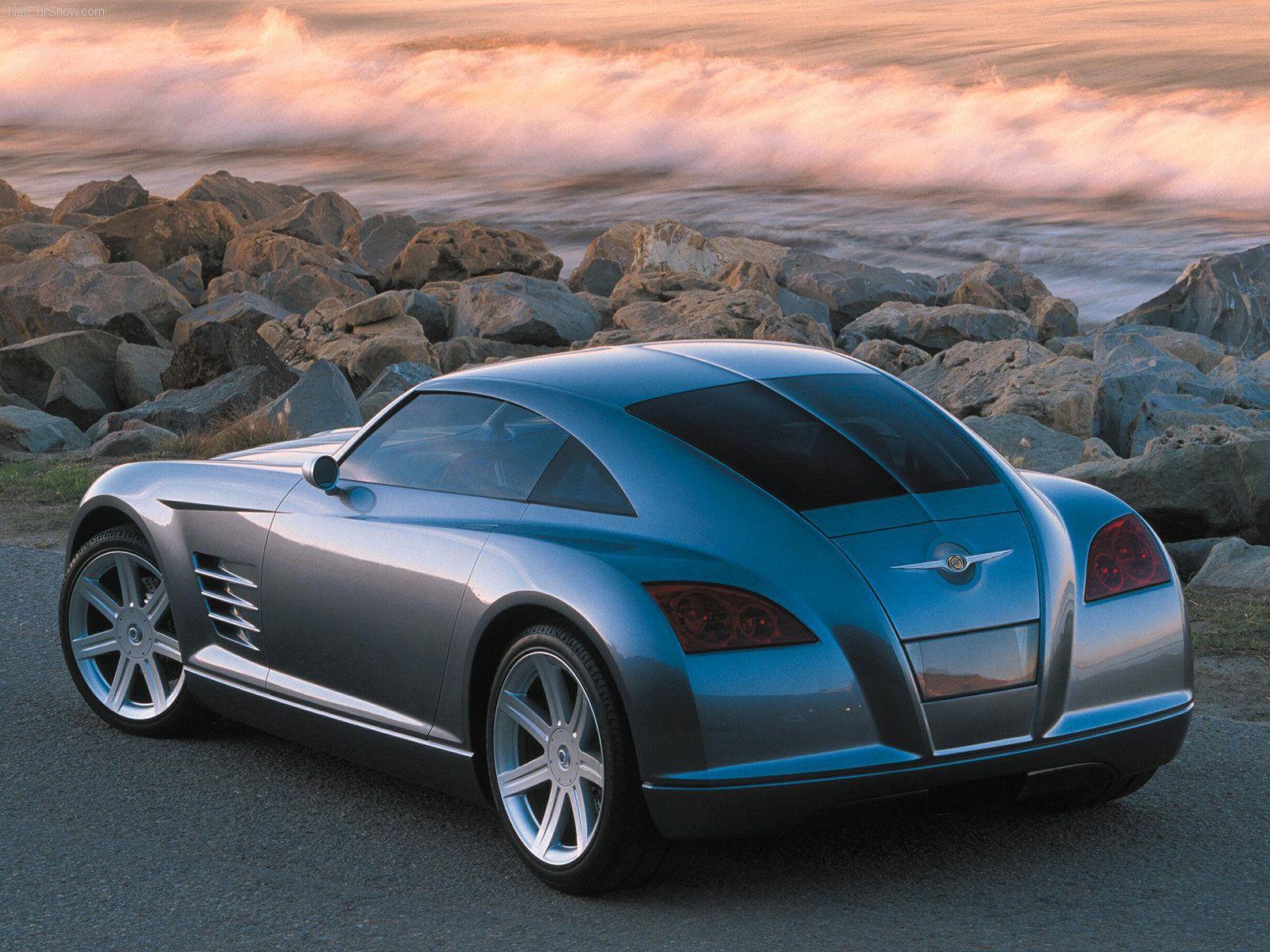 2001 Chrysler Crossfire Concept Photo 2 Auto Veicoli Storico