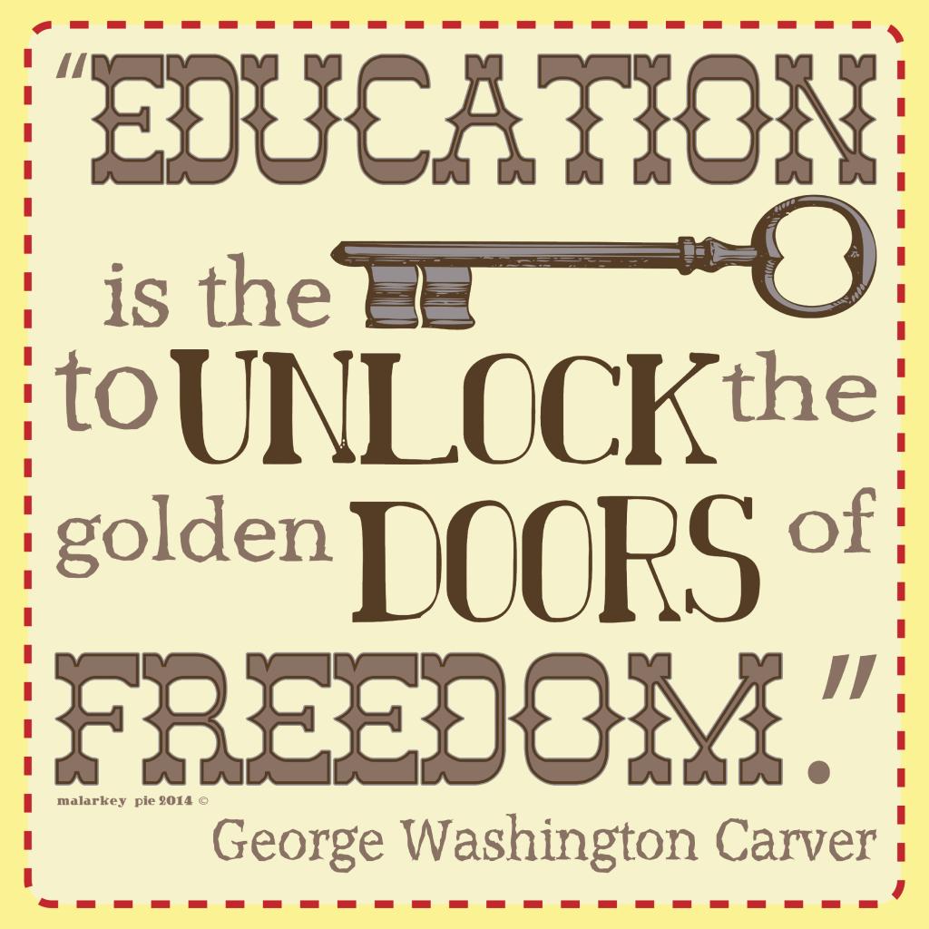 Square Teacher Education Is Key X