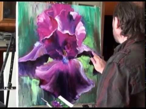 Живопись маслом для начинающих, курсы рисования для ...