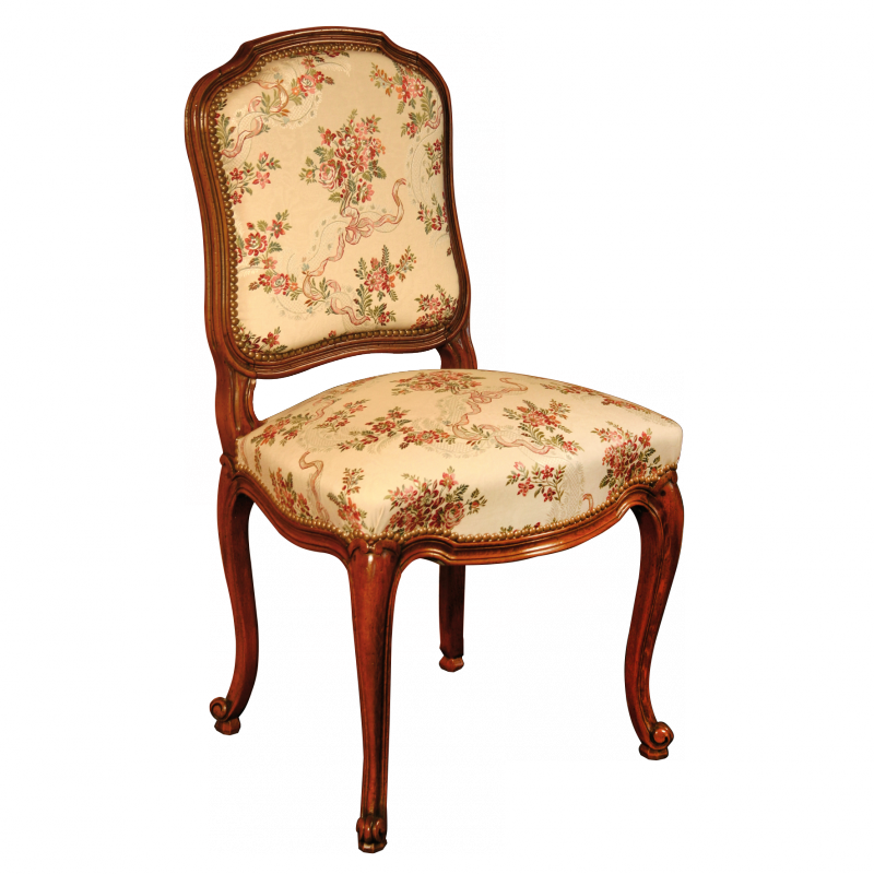 Chaise style Louis XV. | LOUIS XV STYLE : MYO | Pinterest ...