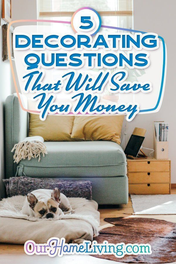 How to Save Money Decorating images