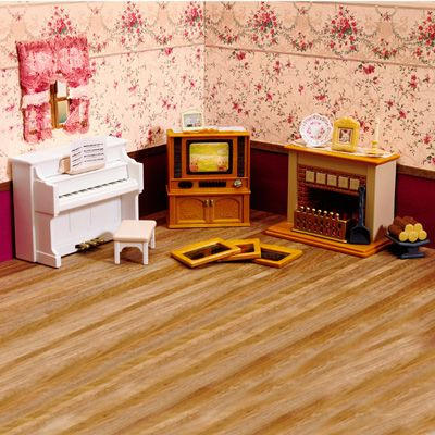 calico critters living room accessories set « blast groceries