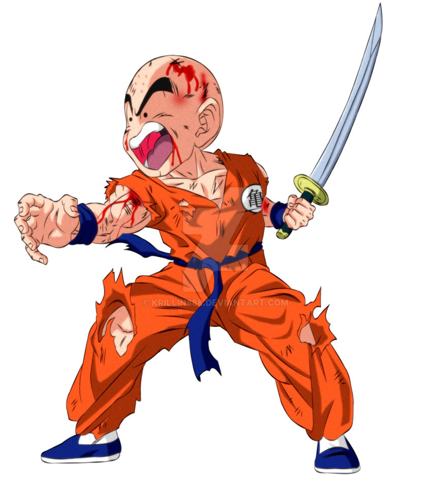 Krillin Dragonball Z Vegeta Saga By Krillin888 Dragon