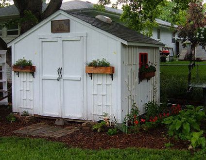 Etonnant Cute Garden Sheds | Do You Have A Cute Gardening Shed?   Cottage Garden  Forum