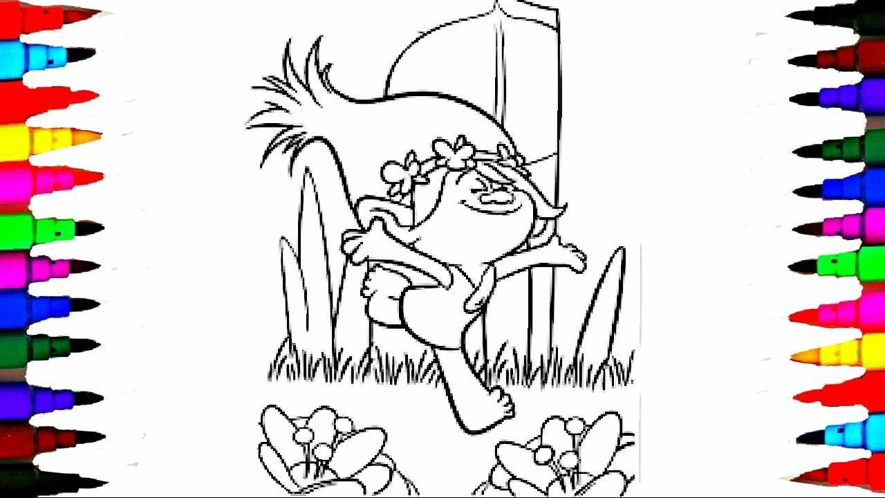 Trolls Christmas Coloring Pages Through The Thousand Photographs Online Concerning Trolls Chri Christmas Coloring Pages Coloring Pages Cartoon Coloring Pages