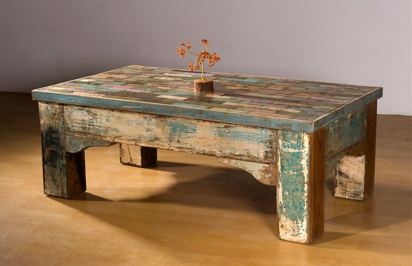 Reclaimed Coffee Table Google Search