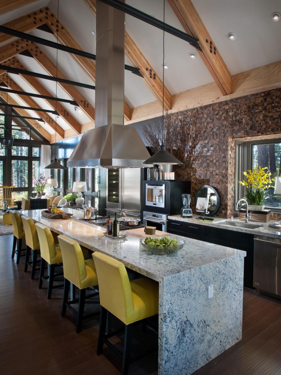 20 Dreamy Kitchen Islands | Hgtv, Shaker style cabinets and Shaker style