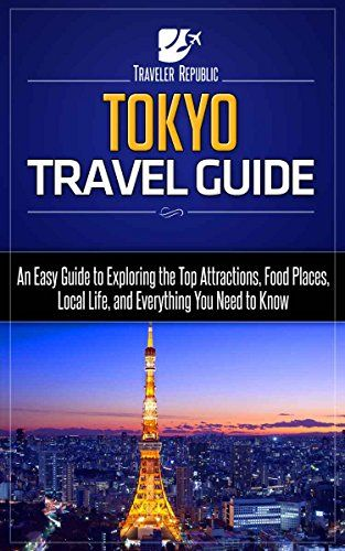 FREE TODAY  -  03/18/2017:  Tokyo Travel Guide: An Easy Guide to Exploring the Top At... https://www.amazon.com/dp/B01KVPG81S/ref=cm_sw_r_pi_dp_x_qKuZyb76PENSH