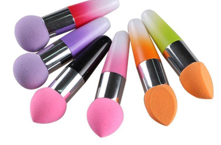 Photo of Makeup svamppinne via Make Up Sweden – Billig sminke med gratis frakt på nettet !. Cl …