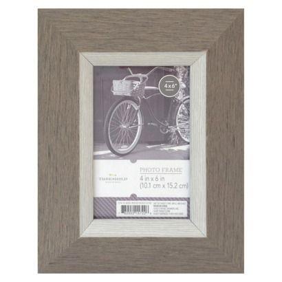 Threshold™ Light Wood Frame - Grey 4X6 | For the Home | Pinterest ...