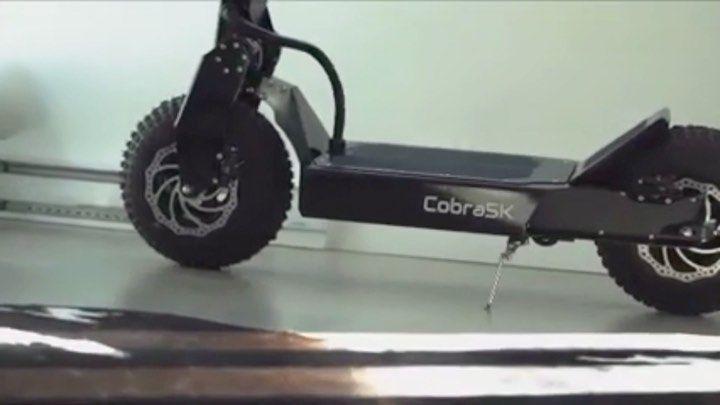 """E Scooter Life on Instagram: """"Cobra5k #escooter #mondaymotivation #escooterlife #escooters #scooters #scooter #electricvehicle #electricvehicles #urbanmobility…"""""""