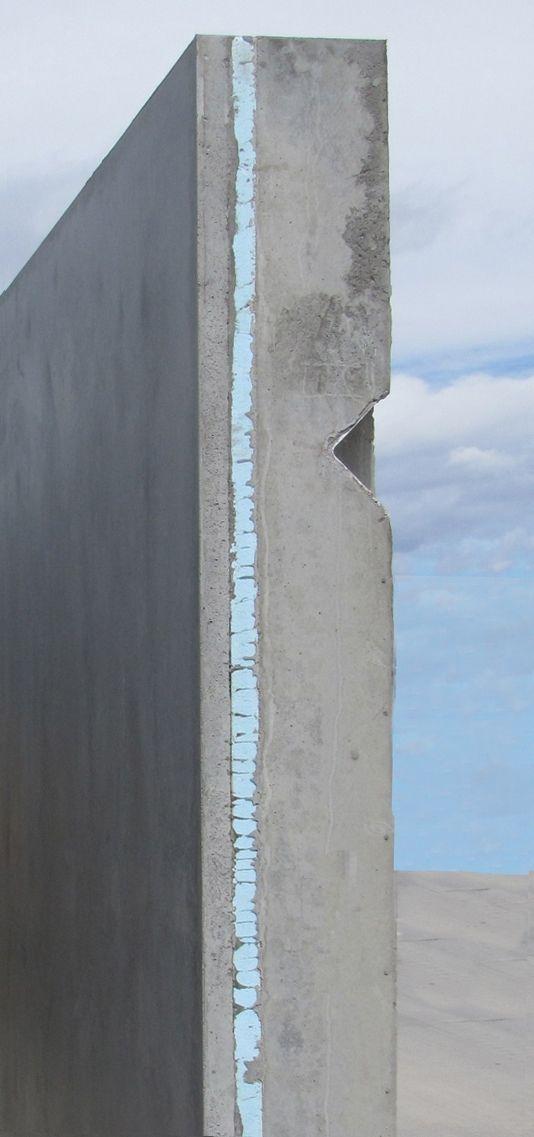How To Insulate A Basement Wall Precast Concrete Concrete Facade Concrete Insulation