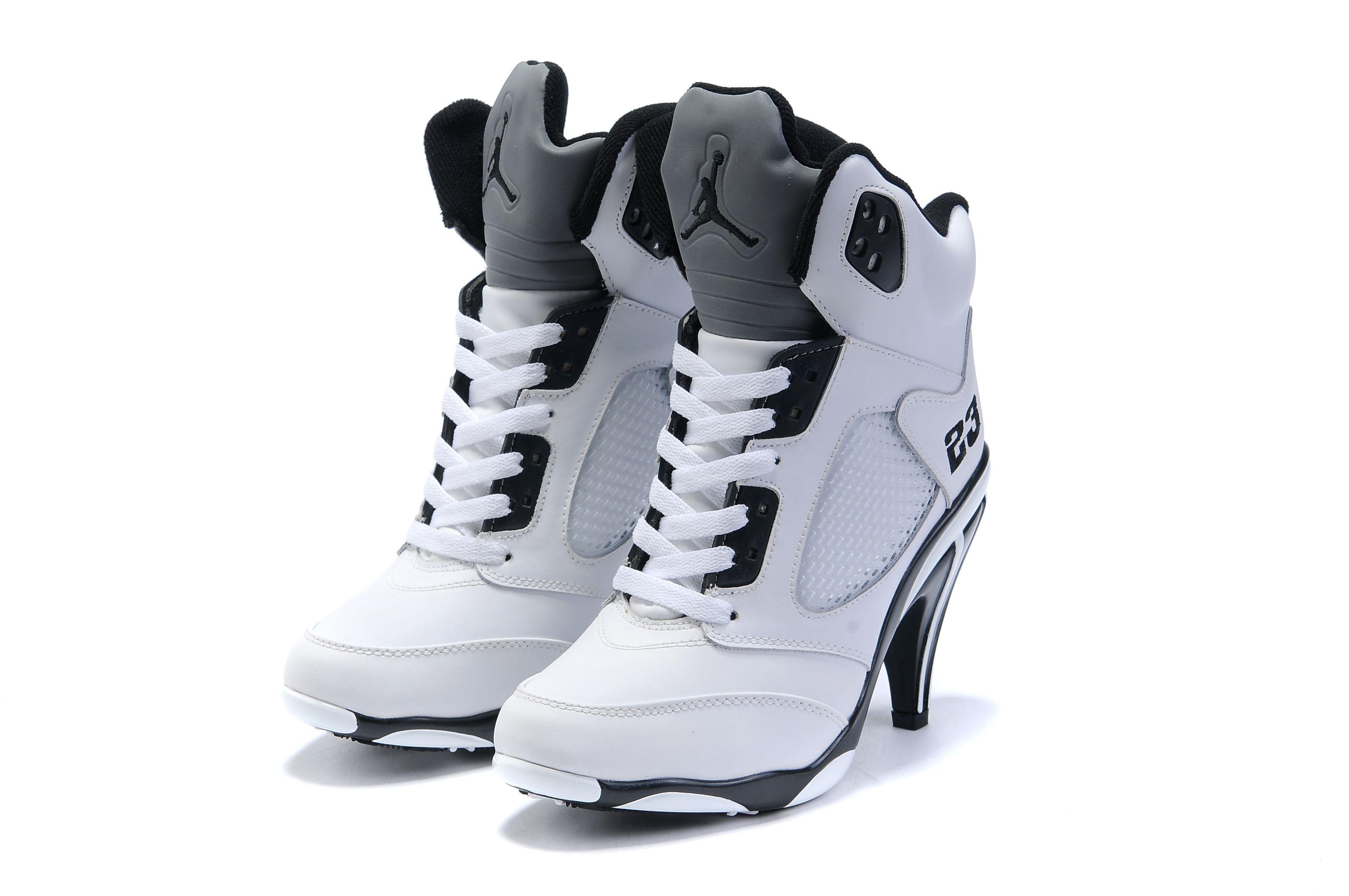 Jordan Heels Hot Shoe Pics