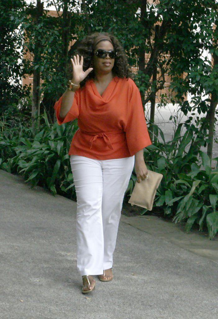 Oprah Winfrey Slacks