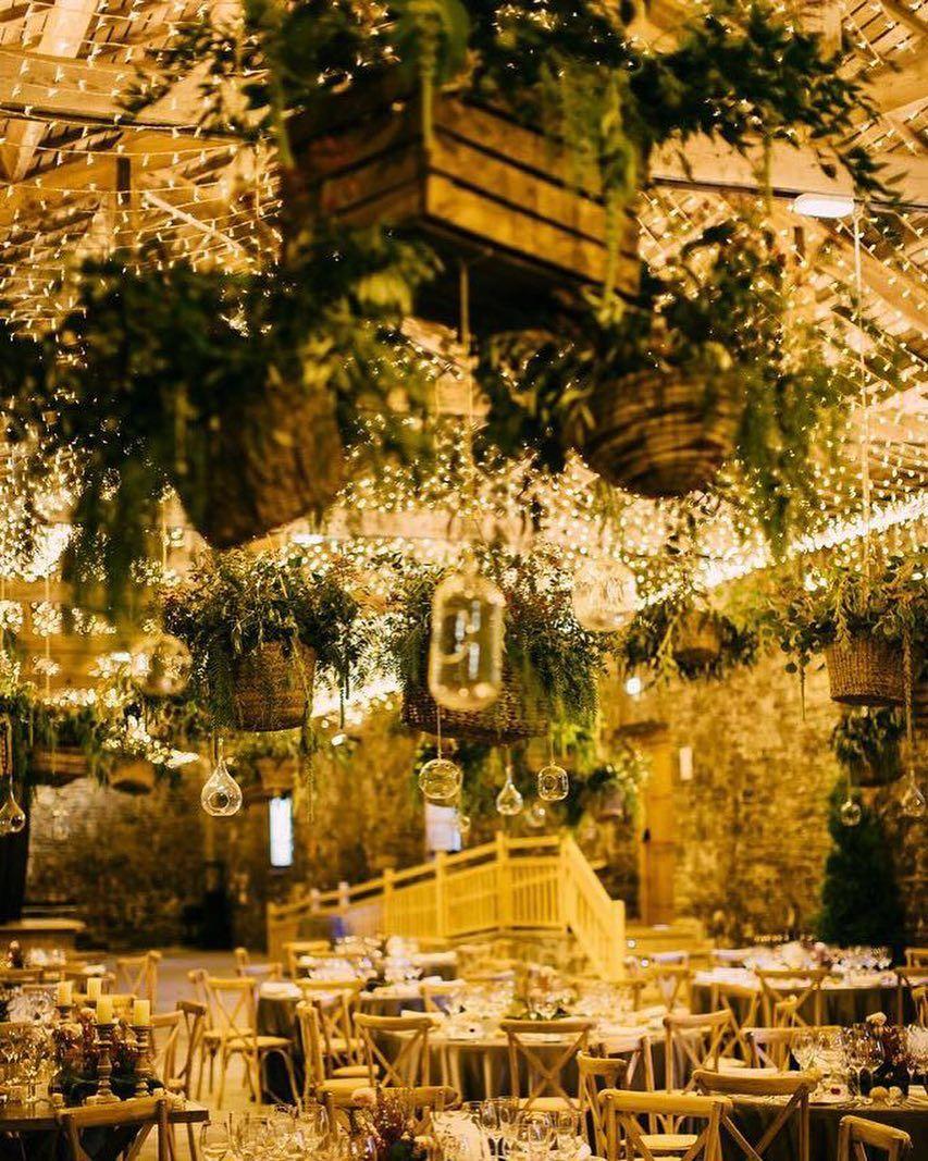 iluminacion salon interior boda