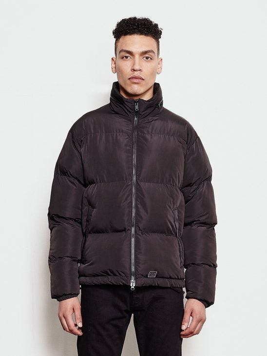 Brixtol x Official Keith Puff jacket