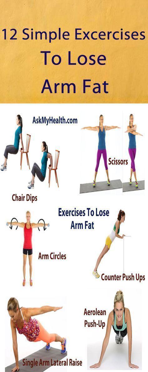 moyen le plus rapide de perdre de la graisse sur les bras