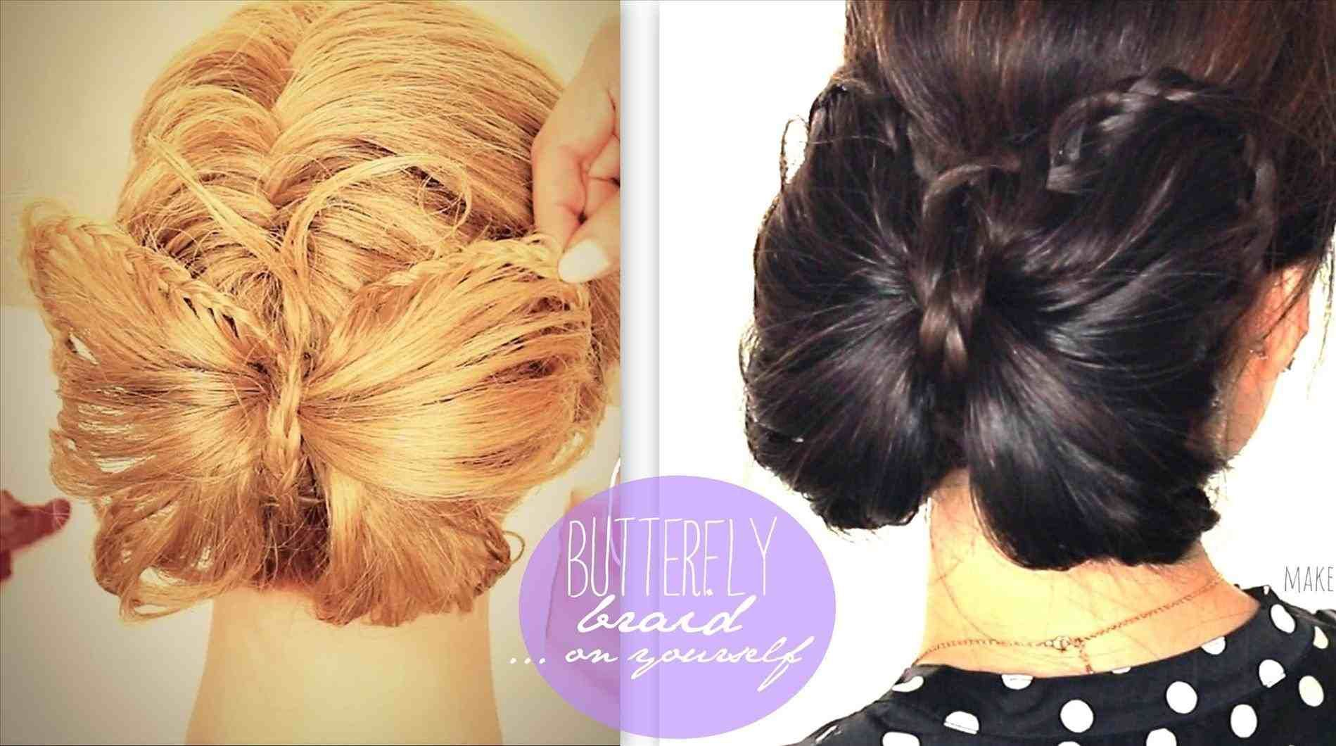 Messy Bun Hairstyles For Long Hair Step By Step Instructions Hair