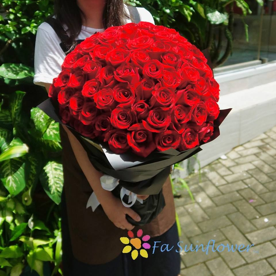 99 Roses Bouquet Red Roses Red Rose Bouquet Best Flower Delivery Rose Bouquet