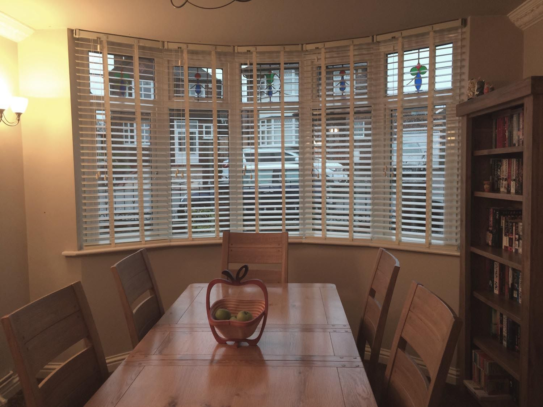 Bay Window Blinds Measuring Guide Bay window blinds