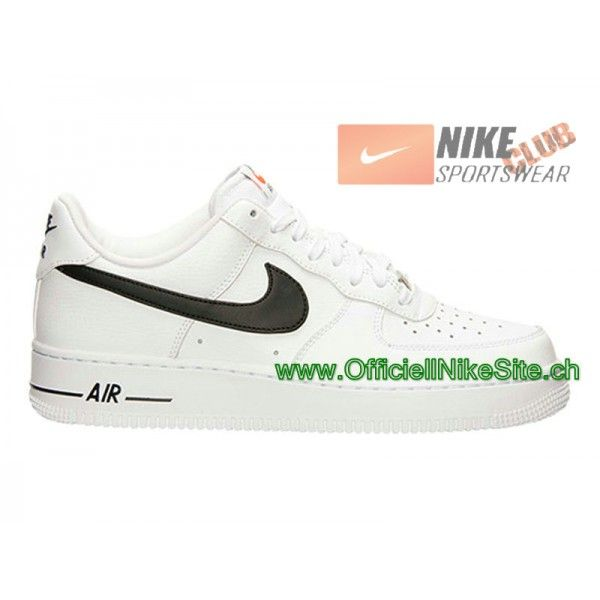 Nike Air Force 1 Low Chaussures Nike Pas Cher Pour Pour Homme Blanc