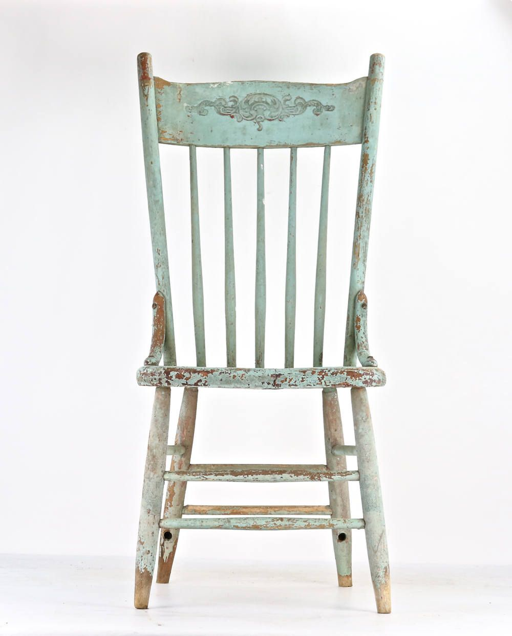 Farmhouse Chair, Rustic Dining Chair, Primitive Chair, Dining Chair, Old  Chair,