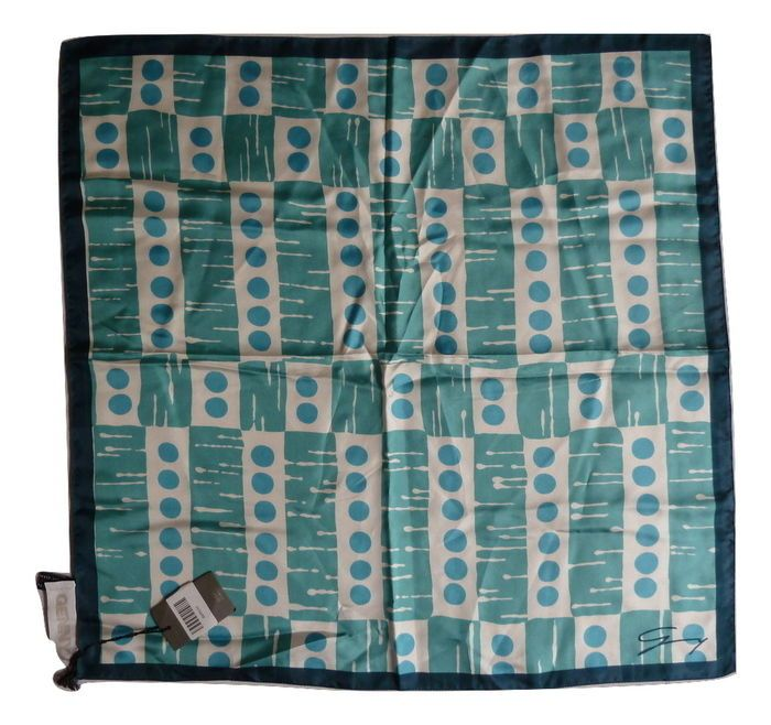 Currently at the  Catawiki auctions  Genny – vintage scarf handkerchief df9a8e493