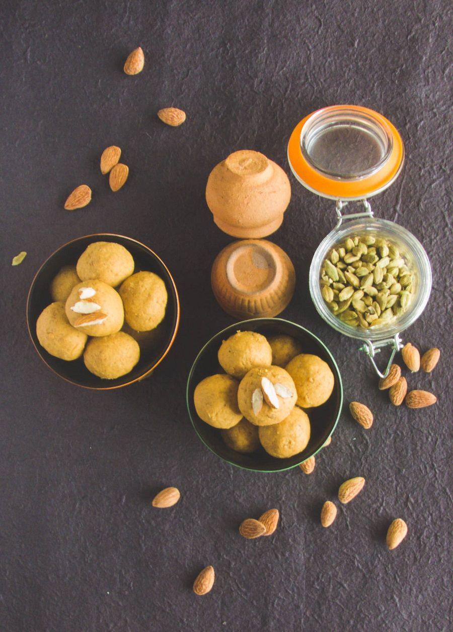 Sattu Ladoo | Recipe | Food recipes, Cooking recipes, Food