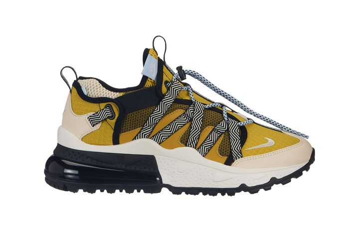 Nike Taps Retro Hiking Sneakers With New Air Max 270 Bowfin b25005883