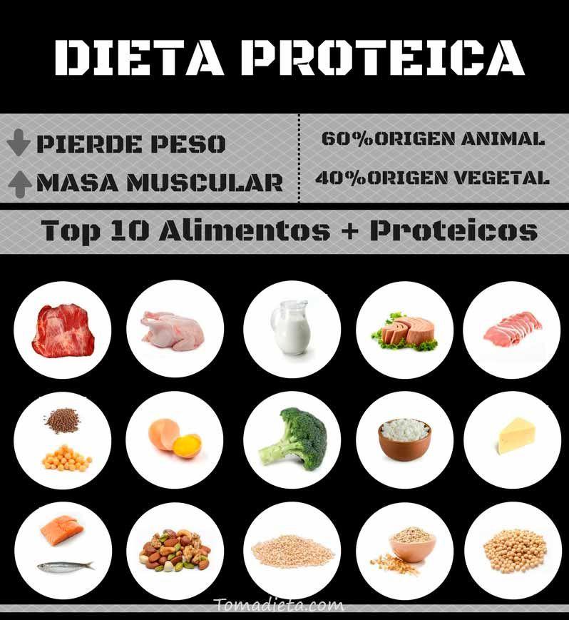 Alimentos permitidos en dieta proteica pdf