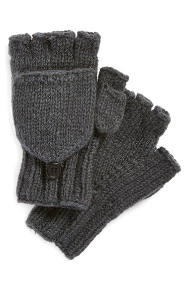 Nirvanna Designs Convertible Fingerless Gloves available at #Nordstrom