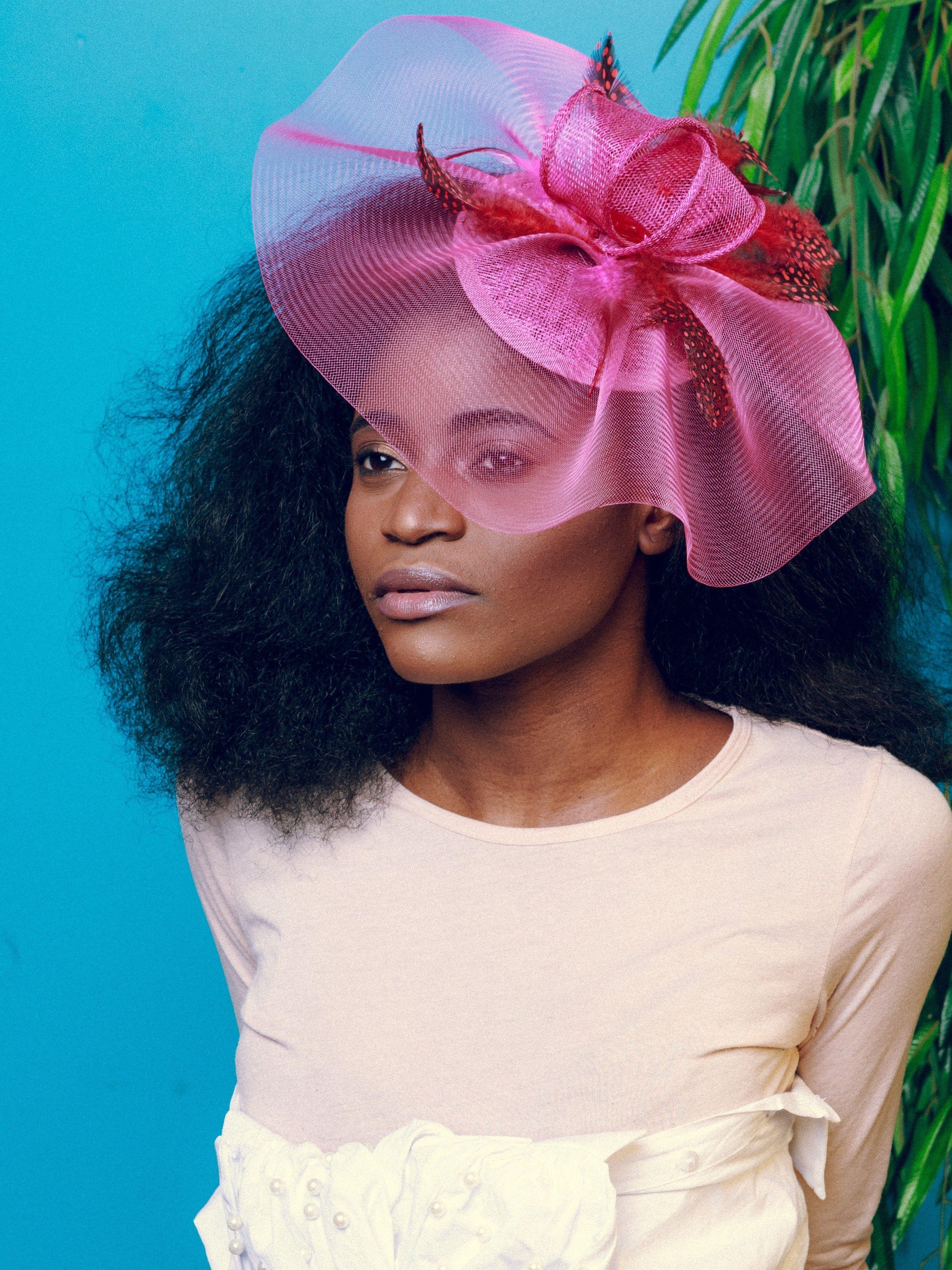 Get Your Fascinator On From Black Owned Brands Shop With Leslie Black Owned Brands Hipster Fashion Fascinator