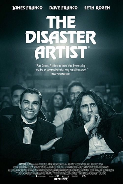 Movie Posters  The Disaster Artist (2017) dir James Franco