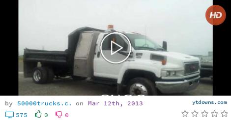 Download C4500 for sale in michigan videos mp3 - download C4500 for sale in michigan videos mp4...