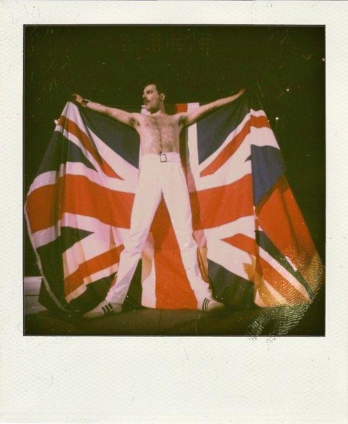Happy Birthday Freddie your music lives on #RestinEasy
