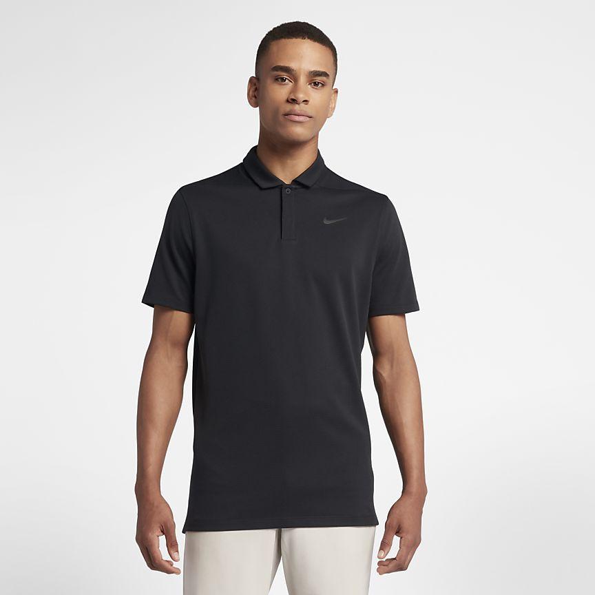 Nike aeroreact victory mens golf polo golf polo mens