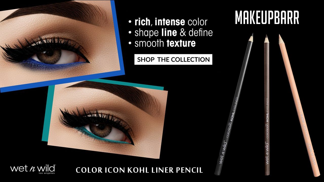 Color Icon Kohl Liner Pencil Makeupbarr Pinterest Makeup To