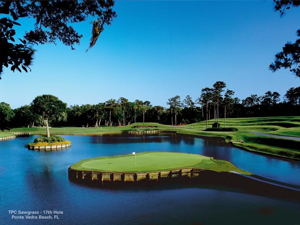Memorable Moments Tpc Sawgrass 17 3balls Golf Golf Holidays Golf Resort Golf Vacations